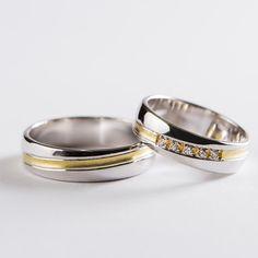 Snubní prsteny č. 34
