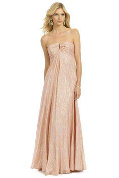 Nicole Miller godess dress