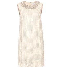 PAULINE EMBELLISHED SHIFT DRESS by Diane von Furstenberg