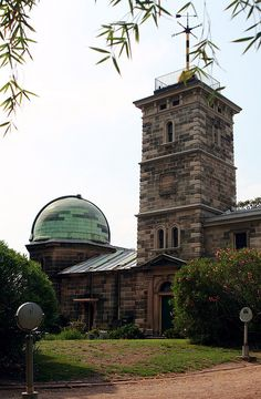 Sydney Observatory on Observatory Hill / Located at The Rocks at the southern end of the Sydney Harbour Bridge.