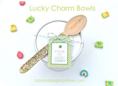 Lucky Charm Bowls