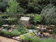 Idei pentru amenajarea unei gradini de 50 de metri patrati 50 square meter garden design ideas 11