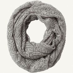 Crochet Knitted Snood at Fat Face