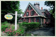 The Optimist Cafe on Rte 6A in Yarmouthport is so quaint--great breakfasts, and more!
