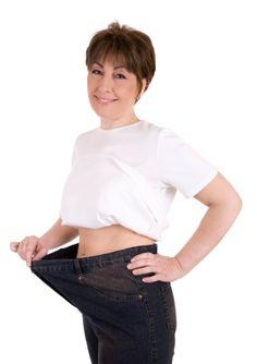 perdre de l'estomac à la ménopause