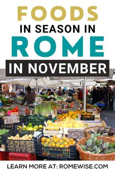 In Rome, food is (supposed to be) seasonal. And carciofi alla romana, or stewed artichokes, are in season from late November through early spring. Yes you will find artichokes in Rome before then. But they are not from Rome, and they won't be made alla romana. They will be fried (alla giudia), or used in other dishes like pasta or anchovy casseroles. Nothing wrong with those fabulous dishes.But if you love carciofi alla romana, as I do, you can start indulging in late November. Rome Travel, Italy Travel, Rome Food, Rome Attractions, Seasonal Food, Artichokes, Rome Italy, Early Spring, Trip Planning