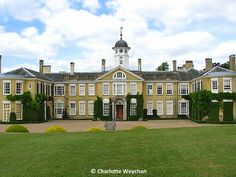 Polesden Lacey, Great Bookham (near Dorking), Surrey - Edwardian House and gardens.