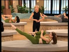 Winsor Pilates 20 Minute Workout Good workout when injured.