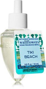 Tiki Beach Wallflowers Fragrance Refill - Home Fragrance 1037181 - Bath & Body Works