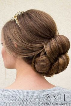Chignon Bun Hairstyles To Get A Stylish Look ★ See more: http://lovehairstyles.com/chignon-bun/