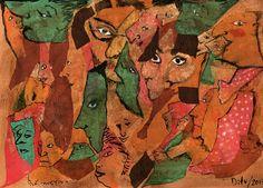 La ansiedad del público - Autor: María Elena Di Tullio.