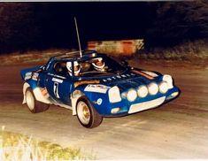 Lancia Stratos Valentino Tesi