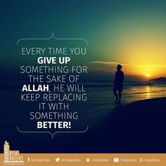 Don't cry for your loss. Allah won't take anything from a believer without replacing it with something better.  Allah said in the Qur'aan, Perhaps you may dislike something which is good for you, and like something which is bad for you. Allah knows and y