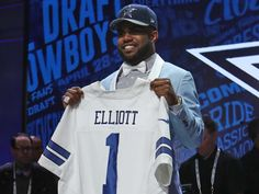 2016 NFL Draft: Cowboys up after Round 1; Rams, Browns down...: 2016 NFL Draft: Cowboys up after Round 1; Rams, Browns… #EzekielElliott