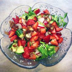 Susan's Sommersalat