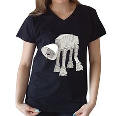 12 Gorgeous Star Wars Tank Tops & T-shirts for Ladies | Gifts For Gamers & Geeks