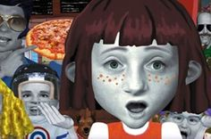 """Which Character From """"Angela Anaconda"""" Are You? Angela Anaconda, Kids Tv Shows, Cartoon Tv, 90s Kids, Back In The Day, My Childhood, Nostalgia, Australia, Memories"""