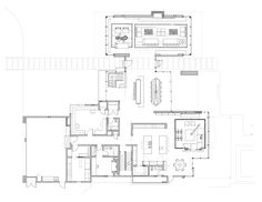 Image 43 of 48 from gallery of Brentwood Residence / Belzberg Architects. Plan