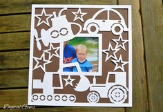On Sale 50% Off! Vehicle Photo Frame SVG Cutting File For Cricut Design Space, And PDF / PNG Printable Cut Your Own Files, Instant Download by DigitalGems on Etsy