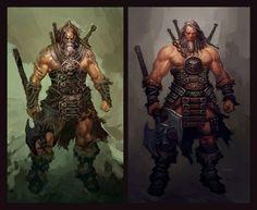 Barbarian Concepts