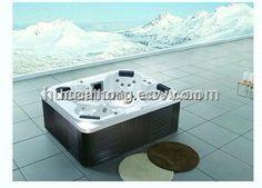 monalisa 4 seats outdoor party spa tubs massage bathtub hot tub (M-3343) - China spa and massage bathtub and hot tub, MONALISA