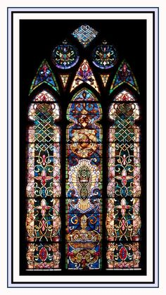 First Presbyterian Church, Charlotte, NC; Gallery of Stained Glass Art - Premiere Collection Stained Glass Church, Stained Glass Quilt, Stained Glass Designs, Stained Glass Windows, Broken Glass Art, Art Of Glass, Leaded Glass, Mosaic Glass, Window Glass