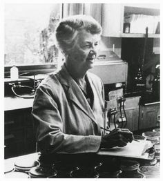 Dr. Rebecca Lancefield worked for many years to understand the relationship between streptococcus and rheumatic fever which led to her work classifying many previously unknown strains of streptococci at the time. It was her unwavering determination to be as precise and organized in her research that compelled her to study the minute differences between strains. She created what is now referred to as the Lancefield Collection of Streptococcus Strains.