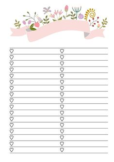 Page for Planner. To Do Planner, Planner Pages, Weekly Planner, Happy Planner, Planner Template, Printable Planner, Planner Stickers, Printables, Note Paper