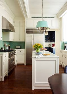 clean kitchen design for your home