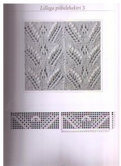 Ажурные узоры / Вязание спицами / Вязание для женщин спицами. Схемы ВСЯ тема посвещена ажурным узорам МНОГО узоров