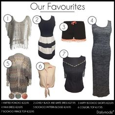 http://www.dailymode.net/  OUR FAVOURITES