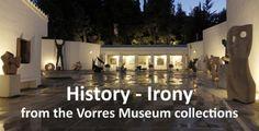 Τα Έργα ξεπερνούν τους Δημιουργούς τους. Επανέκθεση των Συλλογών του Μουσείου Βορρέ με «Ιστορία - Ειρωνεία». #elcblog #exhibitions #history #museum #blogpost #article