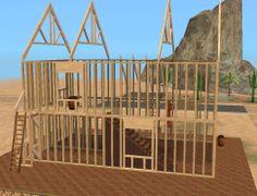 Mr Jody's Sims 2 Blog: Dustbowl Construction