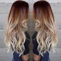 Hair Trends butterflyloftsalon-sunrise-color-melt