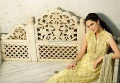 Khaadi Embroidered Dresses 2013 Volume 1