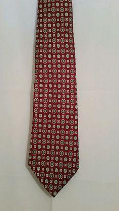 NEW Affordable Leonardo Geometric 100% Silk Multi Color Classic Mens Neck Tie #Leonardo #NeckTie