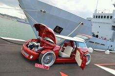 Mini Coper, Boat, Motorcycle, Vehicles, Minis, Dinghy, Boats, Motorcycles, Car