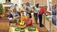 316 Best Family Soulfood Meal Time Images African Americans Black