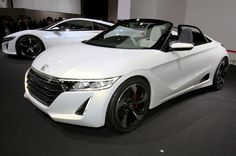 All-New 2015 Honda S660, The 'Heart Beat Sport'