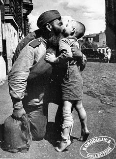 The war is over! May 1945 - Russia
