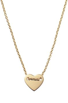Stella and Dot's Ever After Necklace - sweet as can be
