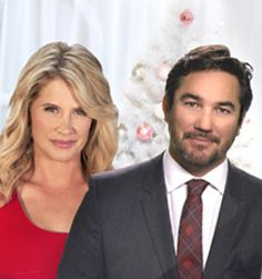 Merry Ex-Mas movie with Dean Cain
