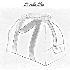 le lunch bag elsa t l chargeable mouna le shop patron du sac isotherme pinterest shops. Black Bedroom Furniture Sets. Home Design Ideas