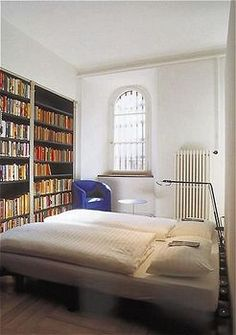 The Jailhotel, Lucerne - more like a hostel, but cool?