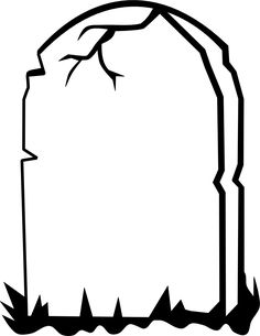 free vintage gravestone clip art graphics pinterest clip art rh pinterest com gravestone clipart with 20 rip gravestone clipart