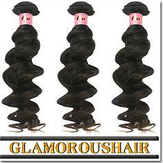 "3Pcs/Lot 12""-34"" Unprocessed Mongolian Virgin Remy Hair Italian Wave Human Hair Extension – USD $ 114.20"