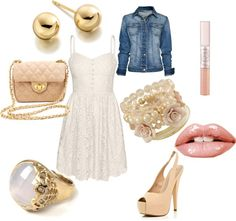 Daily Pink, created by cheeseplease on Polyvore