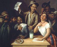 Arte en México, una mina cultural, Juan Agustin Arrieta
