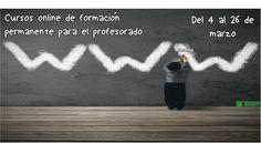 Ya puedes matricularte para la convocatoria de marzo, del 4 al 26. www.educaciondocente.es Nuestra oferta de cursos: - Desarrollar la competencia de aprender a aprender en el aula - Formación Docente. Comunicación y gestión de personas - Herramientas digitales - La tutoría en la etapa de educación primaria