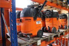 Karner & Dechow Industrie Auktionen - Industrie-Staubsauger Kärcher Professional NT 45/1 TACT, exkl. Schlauchmaterial sowie Saugstab - Postendetails